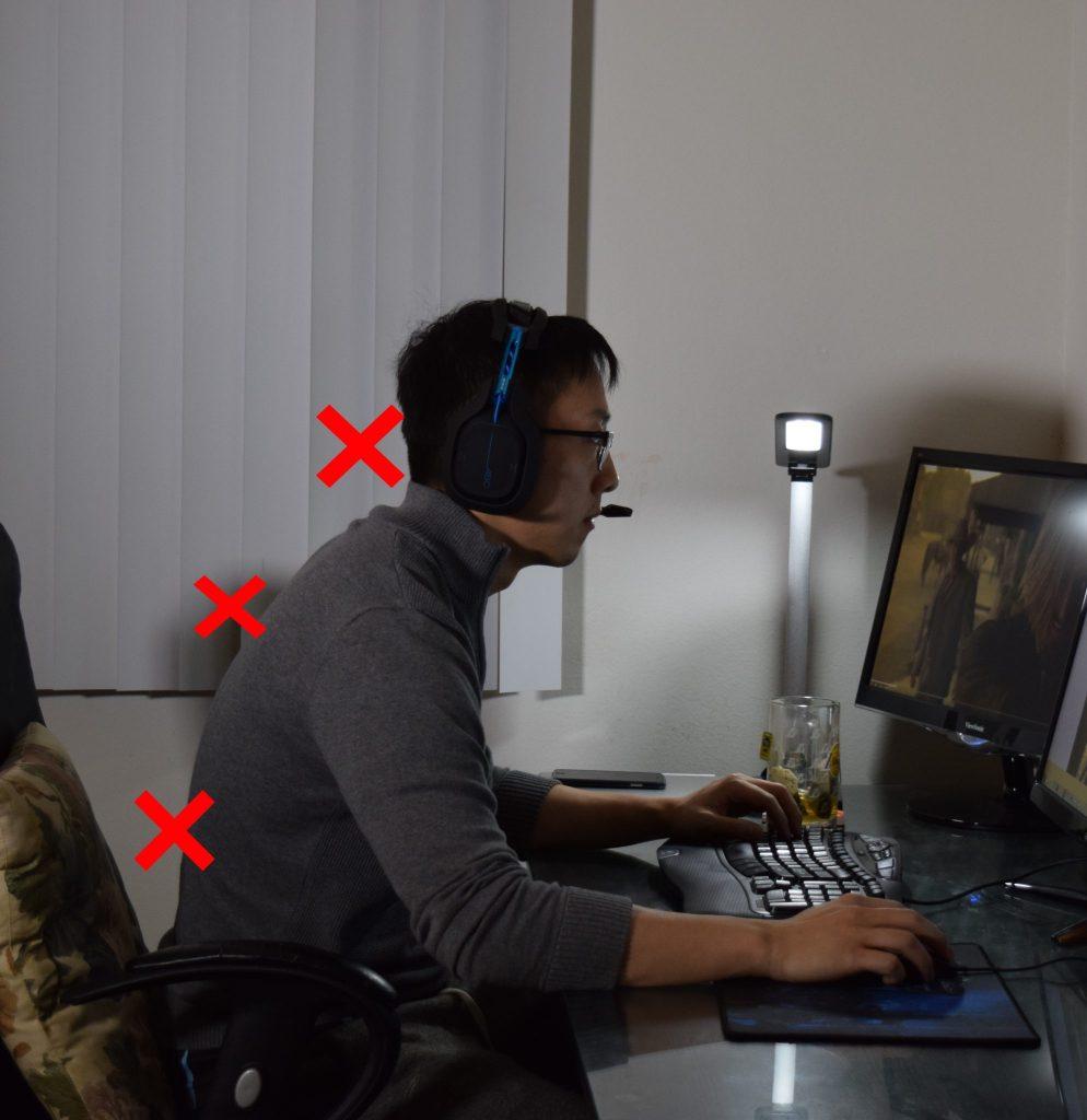 Bad Posture Sitting At Desk Hostgarcia